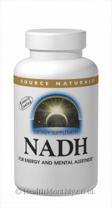 Source Naturals NADH Blister Pack
