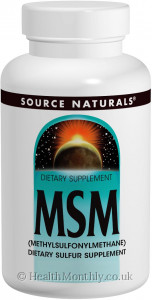 Source Naturals MSM Powder