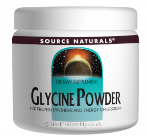 Source Naturals Glycine Powder