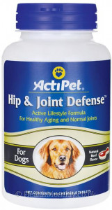 ActiPet Hip & Joint Defense For Dogs