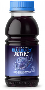 Active Edge Blueberry Active Juice