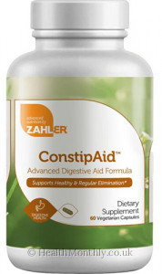 Advanced Nutrition By Zahler ConstipAid