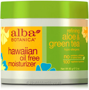 Avalon Hawaiian Oil Free Moist Refining Aloe & Green Tea