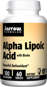 Jarrow Alpha Lipoic Acid