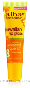 Alba Botanica Hawaiian Clear Lip Gloss