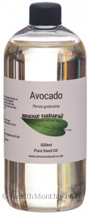 Amour Natural Avocado Pure Seed Oil