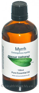 Amour Natural Myrrh Pure Essential Oil
