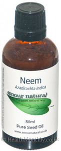 Amour Natural Neem Pure Seed Oil