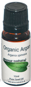 Amour Natural Organic Argan Pure Seed Oil