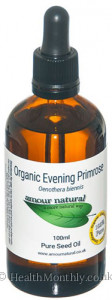 Amour Natural Organic Evening Primrose Pure Seed Oil