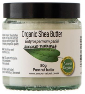 Amour Natural Organic Refined Shea Butter