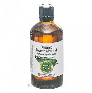 Amour Natural Organic Sweet Almond Oil