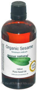 Amour Natural Pure Sesame Seed Oil