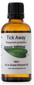 Amour Natural Tick Away
