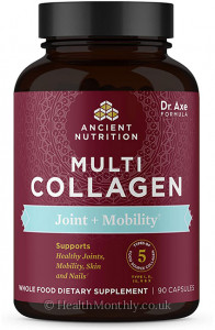 Ancient Nutrition Multi Collagen, Joint + Mobility, Skin & Nails