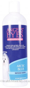 Angels' Eyes Arctic Blue Whitening Shampoo