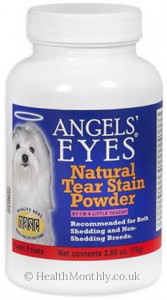 Angels' Eyes Natural Supplement For Dog