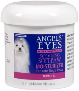 Angels' Eyes Soothing Soft Paw Moisturizer for Dog