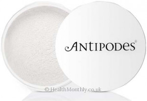 Antipodes® Translucent Skin-Brightening Mineral Finishing Powder