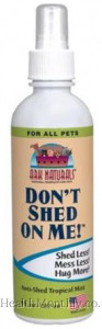 Ark Naturals Don't Shed On Me! Dog & Cat Spray