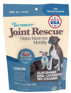 Ark Naturals Sea Mobility Joint Rescue for All Dogs