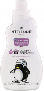 Attitude Little Ones Laundry Detergent for Baby