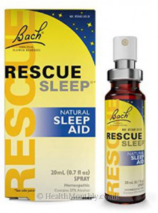 Bach Original Flower Remedies Rescue Sleep Natural Aid
