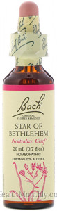 Bach Original Flower Remedies Star of Bethlehem