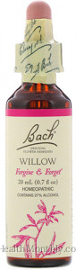 Bach Original Flower Remedies Willow