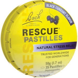 Bach Rescue Pastilles Remedy