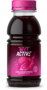Active Edge Cherry Active Beet Concentrate
