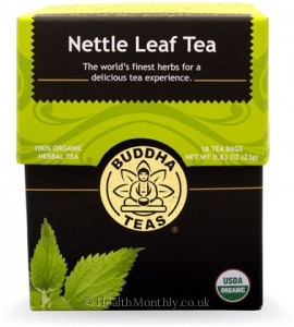 Buddha Teas Nettle Leaf Tea