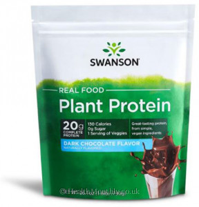 Swanson Real Food Plant Protein