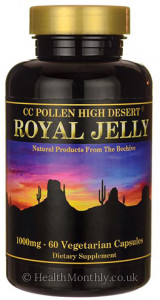 CC Pollen Company Royal Jelly