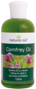Natures Aid Comfrey oil