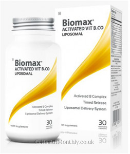 Coyne Health Biomax Activated VIT B.CO Liposomal