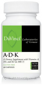 DaVinci Laboratories of Vermont A.D.K