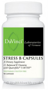 DaVinci Laboratories of Vermont Stress B