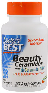 Doctor's Best Beauty Ceramides with Ceramide-PCD