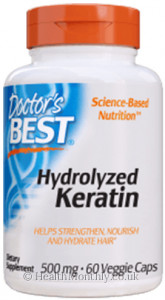 Doctor's Best Hydrolyzed Keratin