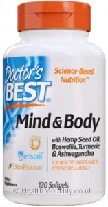 Doctor's Best Mind & Body
