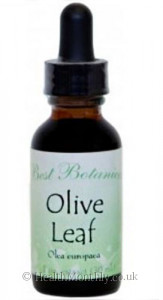 Dr Christopher's Best Botanicals Olive Leaf Extract