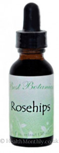 Dr Christopher's Best Botanicals Rosehips Extract