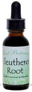 Dr Christopher's Best Botanicals Eleuthero Root Extract