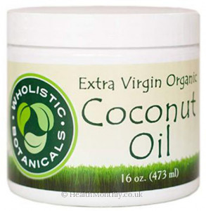 Dr Christopher's Wholistic Botanicals Extra Virgin Organic Coconut Oil