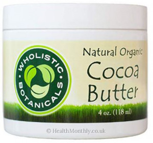Dr Christopher's Wholistic Botanicals Natural Organic Cocoa Butter Oil