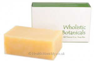 Dr Christopher's Wholistic Botanicals Pink Grapefruit Soap Bar