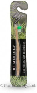 Dr. Mercola Eco-Friendly Pet Toothbrush