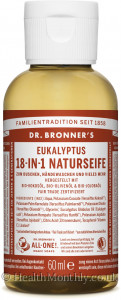 Dr. Bronner's 18-in-1 Pure Castile Soap