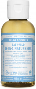 Dr. Bronner's Organic 18-in-1 Pure Castile Soap